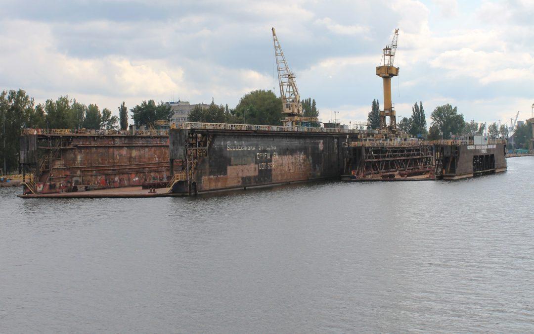 Awaria doku bez wpływu na cykl produkcyjny