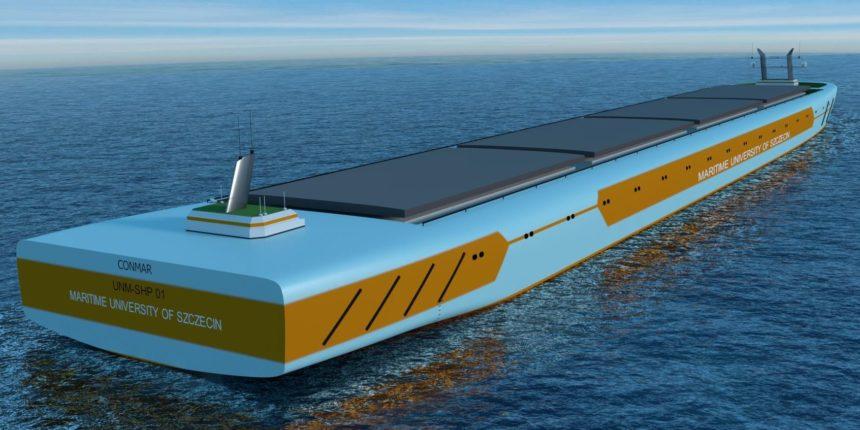 Akademia Morska: statek bezzałogowy coraz bliżej